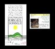 Ausschnitte aus dem offiziellen Flyer des 23. Thüringer Orgelsommers (2014)