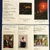 Flyer der Konzertreihe