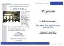 Programmheft Wehr (2013)