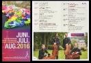 Auschnitt aus dem Sommerprogramm des Kirchenkalenders Hannover (