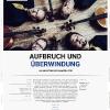 GRENZEN:LOS! - Festival-Website-Layout für das EvangCellistenkonzert bei THEATERNATUR 2019 (Benneckenstein, Harz)