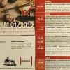 Programm-Flyer 01/2019 der Wettberger Kulturgemeinschaft Katakombe e.V.