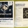 GRENZEN:LOS! - Festival-Programmheft THEATERNATUR 2019 (Benneckenstein, Harz)
