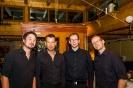 Vor dem Release-Konzert für die CD