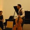 Ariel Barnes & Emi Munakata bei den