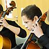 Hof 2019 (Celloschüler der Hofer Cellotage für die
