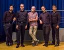 Mit Udo Hartlmaier nach dem Konzert in Hagen am 22.08.2015 (Foto: Archiv)