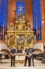 Nach dem Konzert in der Stadtkirche Bayreuth am 09.08.2015 (Foto: Archiv)