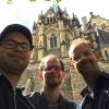 Die EvangCellisten im Harz 2019: Schloss Wernigerode (Foto: Archiv)