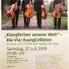 Konzertplakat Schwarzenbach 2019 (Schwarzenbach an der Saale)