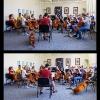 Einzel- & Ensemble-Workshop Violoncello in Lüchow 2018 (Fotos: Archiv)