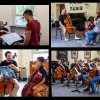 Einzel- & Ensemble-Workshop Violoncello in Lüchow 2018 (Fotos: Archiv)